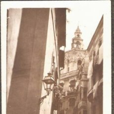 Fotografía antigua: VALENCIA. ANTIGUA CALLE DE ZARAGOZA?, O DEL MIGUELETE?. Lote 32694014
