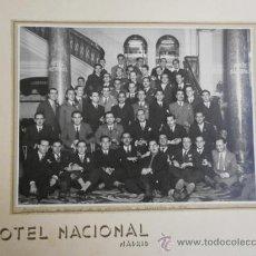 Fotografía antigua: FOTOGRAFIA ANTIGUA INGENIEROS DE CAMINOS ALBUMINA-330. Lote 32943173