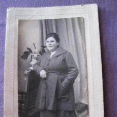 Fotografía antigua - retrato joven - 33387134