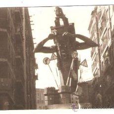 Fotografía antigua - VALENCIA. ANTIGUA FALLA - 33483021