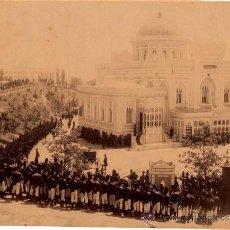 Fotografía antigua: 2 FOTOGRAFIAS ALBUMINAS. TURQUIA. ABDUL.LAD FRÈRES FOTÓGRAFOS. CA. 1880. 24 X 22 CM.. Lote 34106664