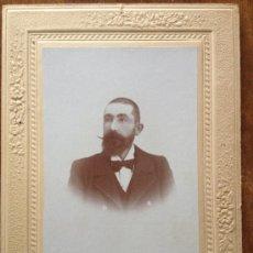 Fotografía antigua: FOTO DEDICADA (LA PARISIEN IMPERIAL,2). Lote 34267806