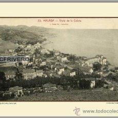 Fotografía antigua: MÁLAGA, LA CALETA, HACIA 1920. Lote 34757404