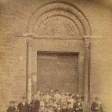 Fotografía antigua: 3 FOTOGRAFIAS ALBUMINAS DE MANRESA-BARCELONA:LA SEO, CA.1875. . Lote 34983594