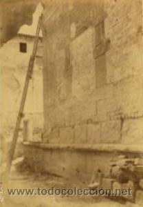 Fotografía antigua: 7 FOTOGRAFIAS ALBUMINAS DE VIC-BARCELONA:VISTA GENERAL,SANTSIXT,MONUEMNTO A BALMES,ETC. Ca.1875. - Foto 6 - 34983860