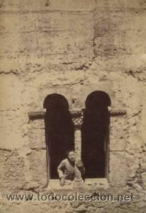 Fotografía antigua: 5 FOTOGRAFIAS ALBUMINAS DE VILANOVA I LA GELTRU-BARCELONA: Ca.1875. - Foto 2 - 34984202