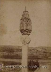 Fotografía antigua: 5 FOTOGRAFIAS ALBUMINAS DE VILANOVA I LA GELTRU-BARCELONA: Ca.1875. - Foto 3 - 34984202