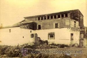 Fotografía antigua: 5 FOTOGRAFIAS ALBUMINAS DE VILANOVA I LA GELTRU-BARCELONA: Ca.1875. - Foto 4 - 34984202