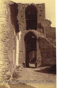 Fotografía antigua: 3 FOTOGRAFIAS ALBUMINAS DEL CASTILLO DE TORRUELLA DE MONTGRI-GIRONA: Ca.1875. - Foto 3 - 34984596