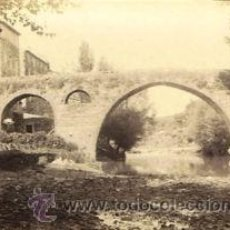 Fotografía antigua - 3 FOTOGRAFIAS ALBUMINAS DE SANT JOAN LES FONTS - GARROTXA - GIRONA. Ca.1875. - 34984691