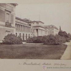 Fotografía antigua: MADRID, MUSEO DEL PRADO. FOTO: FRANCIS FRITH, 1860'S. NUM.2557. ALBÚMINA SOBRE CARTULINA.. Lote 35386736
