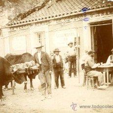 Fotografía antigua: ESPAÑA, NORTE DE ESPAÑA, VISTA COSTUMBRISTA FINALES SIGLO XIX,-XX. Lote 35851683