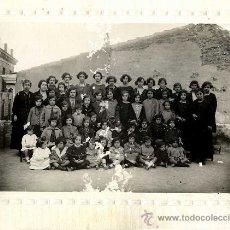 Fotografía antigua: ESCUELA, MURCIA ??? FOTO DE COLEGIO AÑOS 20 . Lote 36189117