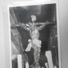 Fotografía antigua: FOTOGRAFIA ANTIGUA SEMANA SANTA PTO STA MARIA CRISTO DEL AMOR ALBUMINA-567. Lote 36470800