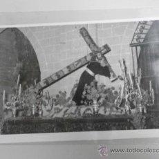 Fotografía antigua: FOTOGRAFIA ANTIGUA SEMANA SANTA PTO STA MARIA JESUS NAZARENO ALBUMINA-568. Lote 36470811