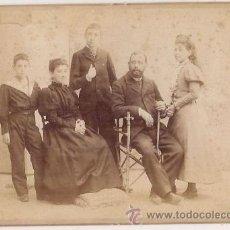 Fotografía antigua: FOTÓGRAFO ANTONIO GARCÍA. VALENCIA. Lote 36734155