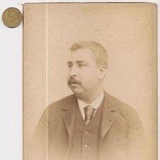 Fotografía antigua: ANTONIO GARCÍA FOTÓGRAFO (VALENCIA). BUEN TAMAÑO. Lote 36850863
