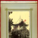 Fotografía antigua: FOTOGRAFIA ALBUMINA, FOTO VALENCIA , PABELLON FERIA JULIO 1895 , SIGLO XIX , ORIGINAL, A3. Lote 37124004