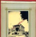 Fotografía antigua: FOTOGRAFIA ALBUMINA, FOTO VALENCIA , PABELLON FERIA JULIO 1895 , SIGLO XIX , ORIGINAL, A4. Lote 37124020