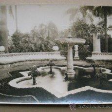 Fotografía antigua: MALAGA - FUENTE - AÑOS 1920-30. Lote 37124358
