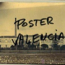 Fotografía antigua: FOTOGRAFIA ALBUMINA, FOTO FABRICA COMPAÑIA COLONIAL, PINTO MADRID ,SIGLO XIX ,ORIGINAL, A18 . Lote 37368192