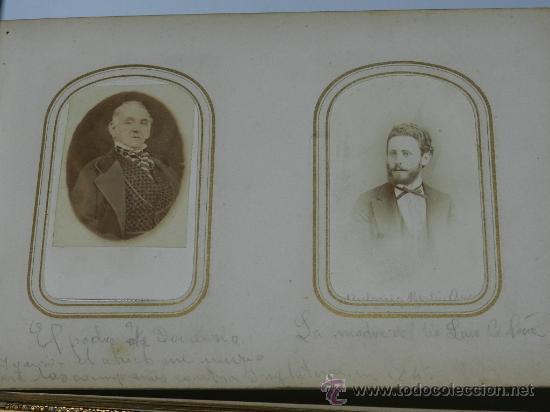 Fotografía antigua: ANTIGUO Y EXCEPCIONAL ALBUM DE FOTOGRAFIAS ALBUMINAS DE SORIA, CORRESPONDIENTES AL PERIODO 1862 A 19 - Foto 2 - 37566451