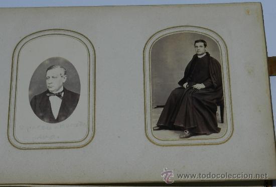 Fotografía antigua: ANTIGUO Y EXCEPCIONAL ALBUM DE FOTOGRAFIAS ALBUMINAS DE SORIA, CORRESPONDIENTES AL PERIODO 1862 A 19 - Foto 3 - 37566451