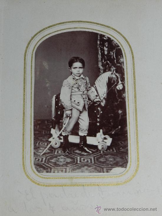 Fotografía antigua: ANTIGUO Y EXCEPCIONAL ALBUM DE FOTOGRAFIAS ALBUMINAS DE SORIA, CORRESPONDIENTES AL PERIODO 1862 A 19 - Foto 4 - 37566451