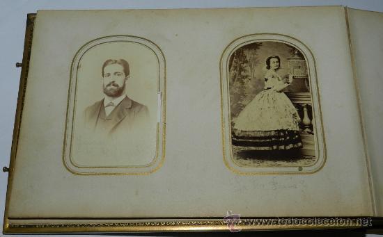 Fotografía antigua: ANTIGUO Y EXCEPCIONAL ALBUM DE FOTOGRAFIAS ALBUMINAS DE SORIA, CORRESPONDIENTES AL PERIODO 1862 A 19 - Foto 5 - 37566451