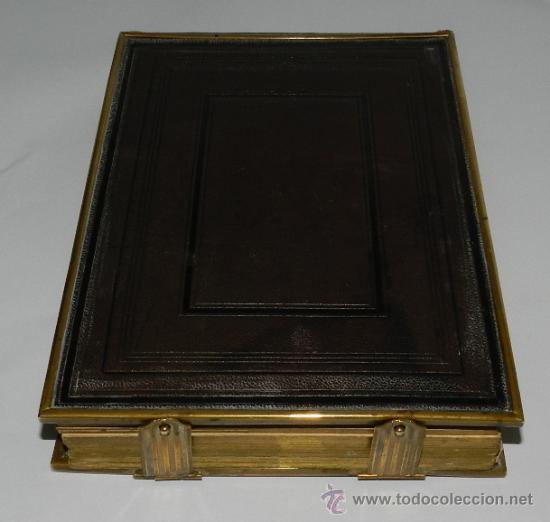 Fotografía antigua: ANTIGUO Y EXCEPCIONAL ALBUM DE FOTOGRAFIAS ALBUMINAS DE SORIA, CORRESPONDIENTES AL PERIODO 1862 A 19 - Foto 6 - 37566451