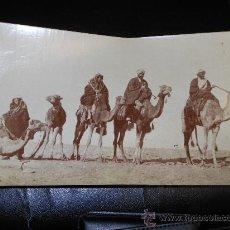 Fotografía antigua: SIGLO XIX EGIPTO FOTOGRAFIA ALBUMINA 1. Lote 37571556