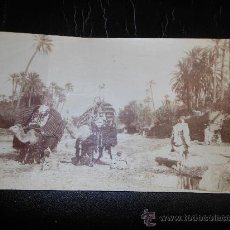 Fotografía antigua: SIGLO XIX EGIPTO FOTOGRAFIA ALBUMINA 3. Lote 37571659