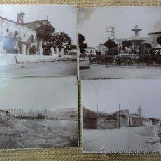 Fotografía antigua: MERIDA 12 FOTOGRAFIAS. Lote 37640217