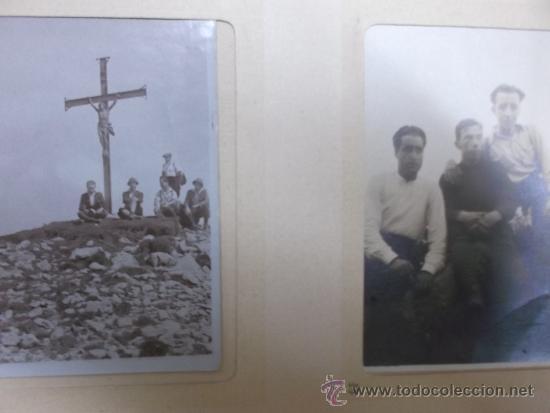 Fotografía antigua: ALBUM CON 20 FOTOGRAFIAS PEQUEÑAS SIN DATOS AÑOS 20 - Foto 5 - 37982996