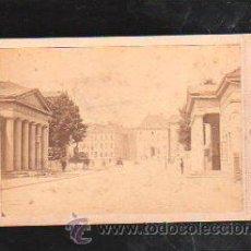 Fotografía antigua: FOTOGRAFIA DE BREMEN. OFTERHOR. L.HERZOG. Nº 29. 10 X 7CM.. Lote 38104104