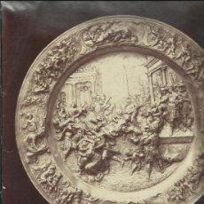 Fotografía antigua: ALBUMINA LAURENT - CATEDRAL DE TOLEDO - 246- 25X33 CM. -(F-412). Lote 38369860