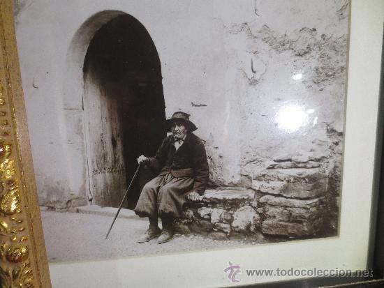 Fotografía antigua: DOS MAGNIFICAS FOTOS ENMARCADAS SIN COLGAR - Foto 3 - 38743969