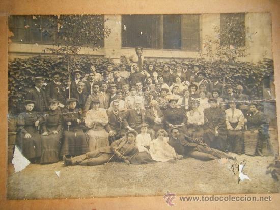 Fotografía antigua: VALENCIA TEATRO CIRCO APOLO 1905 - 1906 FOTOGRAFIA GRANDE 42 X 61 - Foto 2 - 38804530