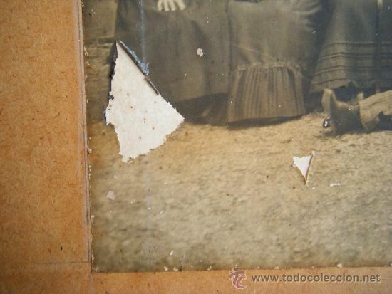 Fotografía antigua: VALENCIA TEATRO CIRCO APOLO 1905 - 1906 FOTOGRAFIA GRANDE 42 X 61 - Foto 4 - 38804530
