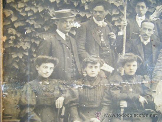 Fotografía antigua: VALENCIA TEATRO CIRCO APOLO 1905 - 1906 FOTOGRAFIA GRANDE 42 X 61 - Foto 5 - 38804530