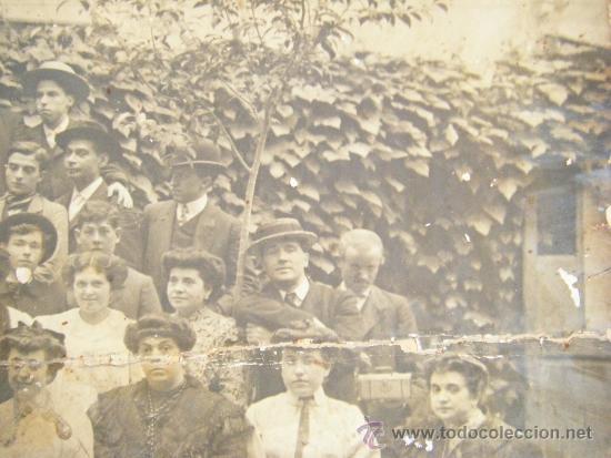 Fotografía antigua: VALENCIA TEATRO CIRCO APOLO 1905 - 1906 FOTOGRAFIA GRANDE 42 X 61 - Foto 7 - 38804530