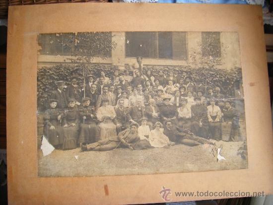 Fotografía antigua: VALENCIA TEATRO CIRCO APOLO 1905 - 1906 FOTOGRAFIA GRANDE 42 X 61 - Foto 9 - 38804530