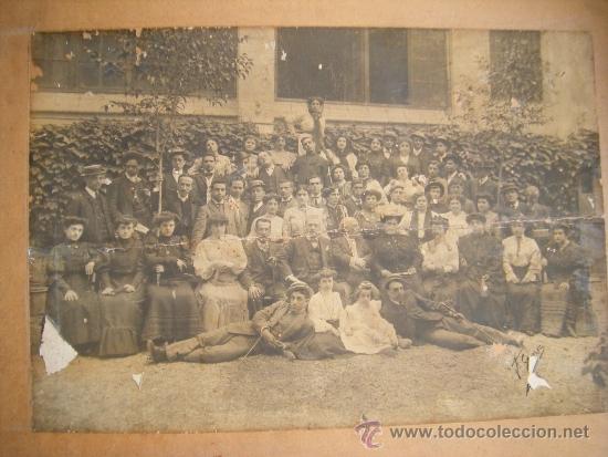 Fotografía antigua: VALENCIA TEATRO CIRCO APOLO 1905 - 1906 FOTOGRAFIA GRANDE 42 X 61 - Foto 10 - 38804530
