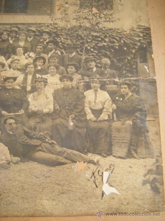 Fotografía antigua: VALENCIA TEATRO CIRCO APOLO 1905 - 1906 FOTOGRAFIA GRANDE 42 X 61 - Foto 11 - 38804530