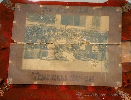 Fotografía antigua: VALENCIA TEATRO CIRCO APOLO 1905 - 1906 FOTOGRAFIA GRANDE 42 X 61 - Foto 12 - 38804530