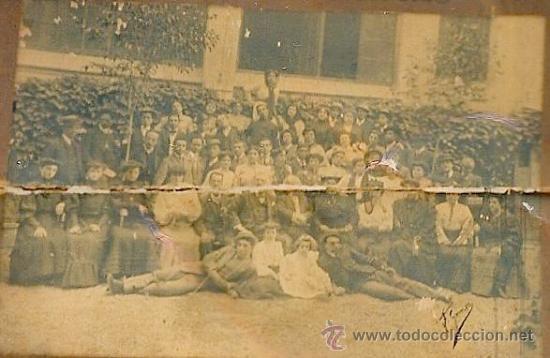 Fotografía antigua: VALENCIA TEATRO CIRCO APOLO 1905 - 1906 FOTOGRAFIA GRANDE 42 X 61 - Foto 14 - 38804530