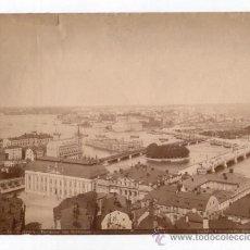 Fotografía antigua: ESTOCOLMO, PANORAMA, LINDALHS FOTO. 17X23 CM.. Lote 38938562