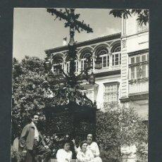 Alte Fotografie - antigua fotografia sevilla plaza santa cruz casa de murillo año 1957 - 39051017