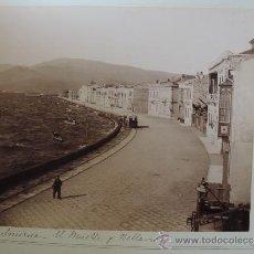 Fotografía antigua: DOS FOTOGRAFIAS ALBUMINAS DE SMYRNA IZMIR (TURKEY), AÑO 1880 APROX. FOTOGRAFIAS DE RUBELLIN ET FILS,. Lote 39186256