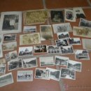 Fotografía antigua: GRAN LOTE DE FOTOGRAFIA ANTIGUAS DE PRINCIPOS S.XX. Lote 40026925
